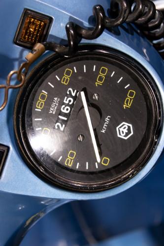 1980 PIAGGIO VESPA 200 17