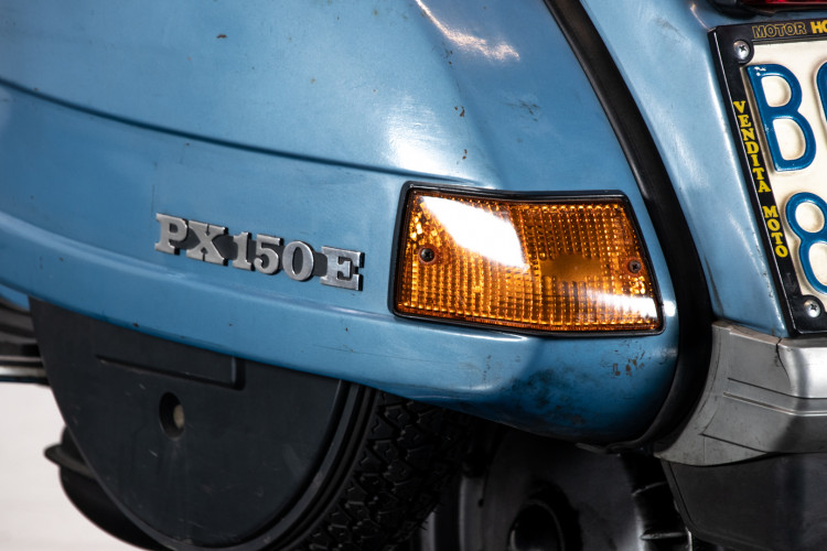 1982 Piaggio Vespa PX 150 E 9