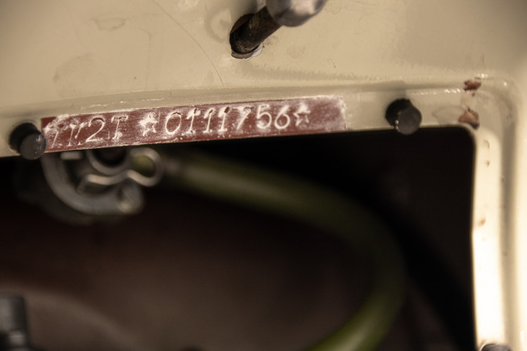 1954 Piaggio Vespa 125 Mod. 53 20