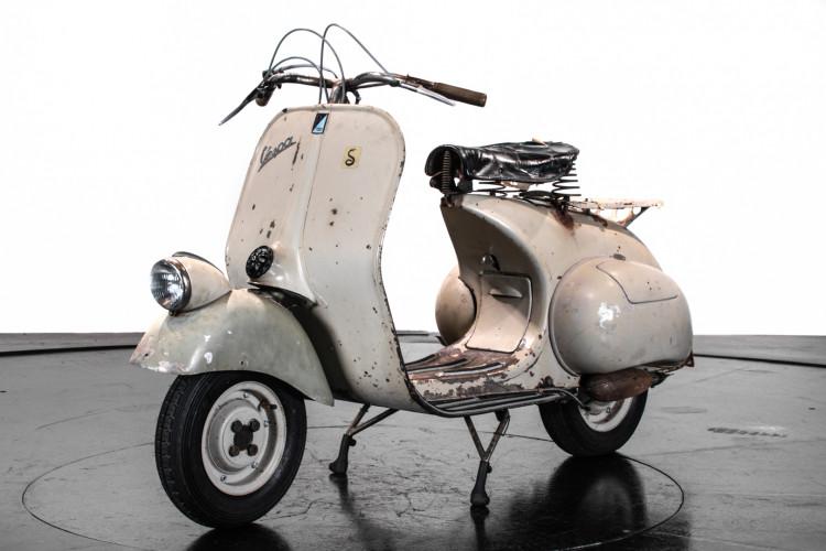 1950 Piaggio Vespa 125 4