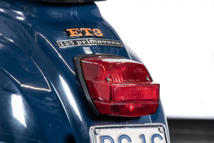 1980 Piaggio Vespa 125 ET3 10