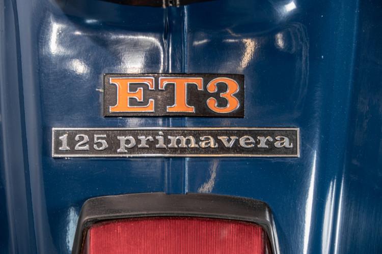 1980 Piaggio Vespa 125 ET3 22
