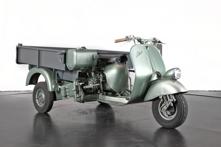 1954 Piaggio APE Cassone 150 2