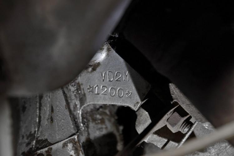 1954 Piaggio Vespa GS 150 VD 18