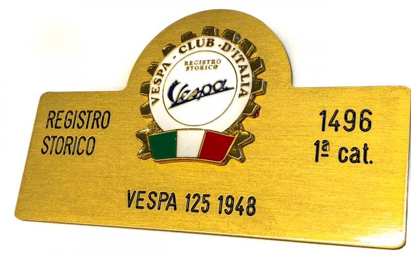 1948 Piaggio Vespa 125 19