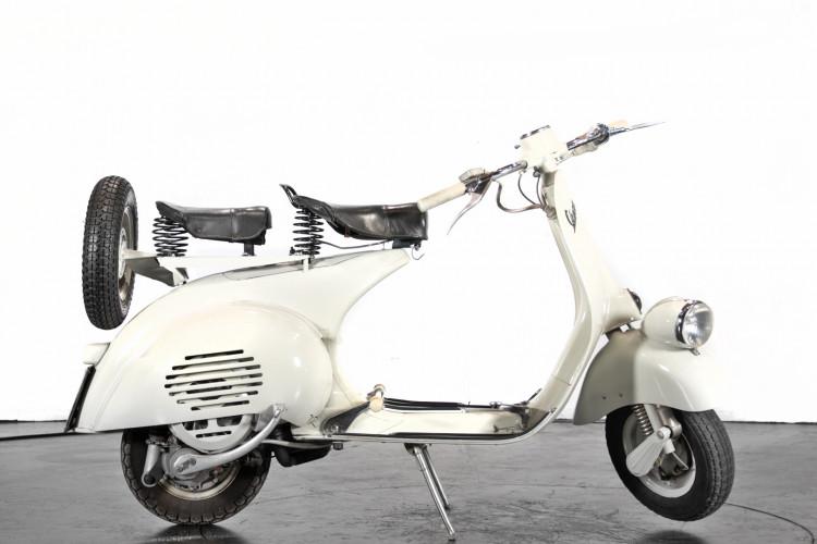 """1957 Piaggio Vespa 125 """"faro basso"""" 3"""