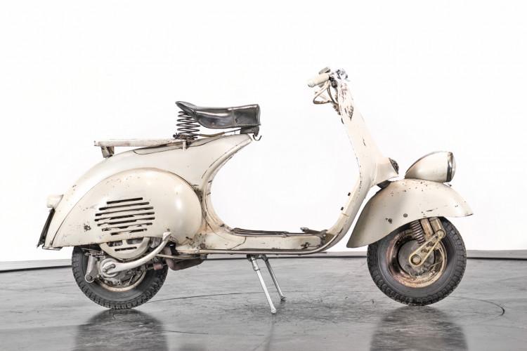 1957 Piaggo Vespa faro basso 125 5