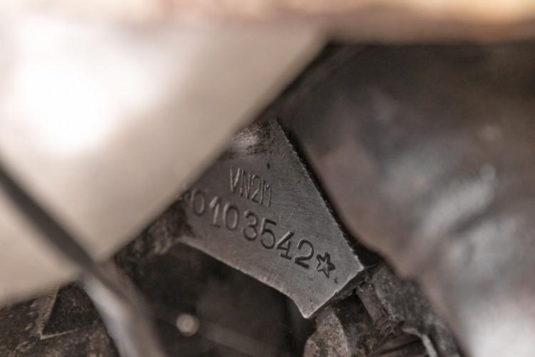 1957 Piaggo Vespa faro basso 125 14