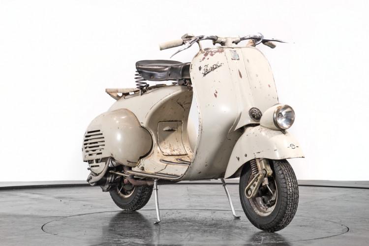 1957 Piaggo Vespa faro basso 125 2