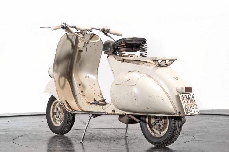 1957 Piaggo Vespa faro basso 125 6