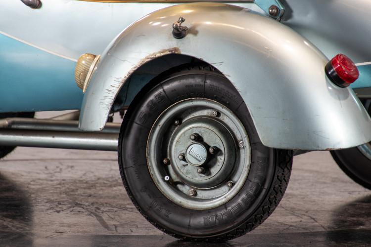 1960 Piaggio Vespa Sidecar vba 6