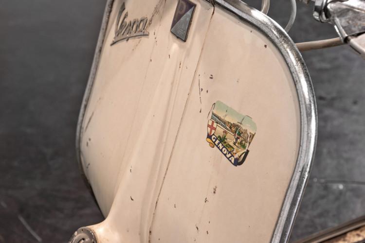 1955 Piaggio Vespa Struzzo vl1 12