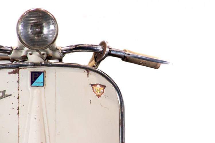 1956 Piaggio Vespa VL3 Struzzo 6