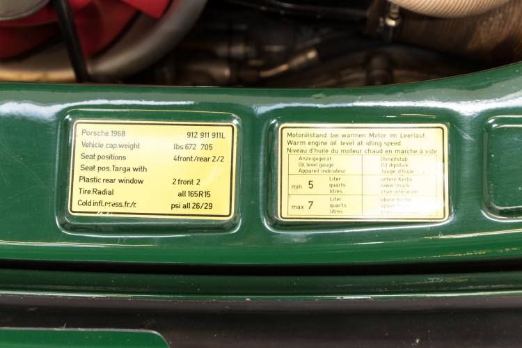 1967 Porsche 911S (passo corto) S.W.B. 32