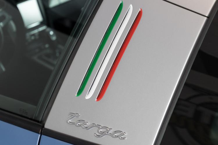 2016 Porsche 911 Targa 4S 30° Anniversario Porsche Italia 14