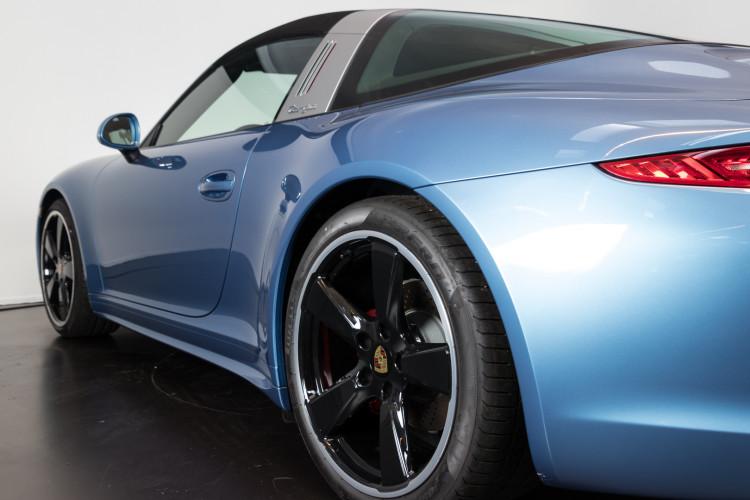 2016 Porsche 911 Targa 4S 30° Anniversario Porsche Italia 10