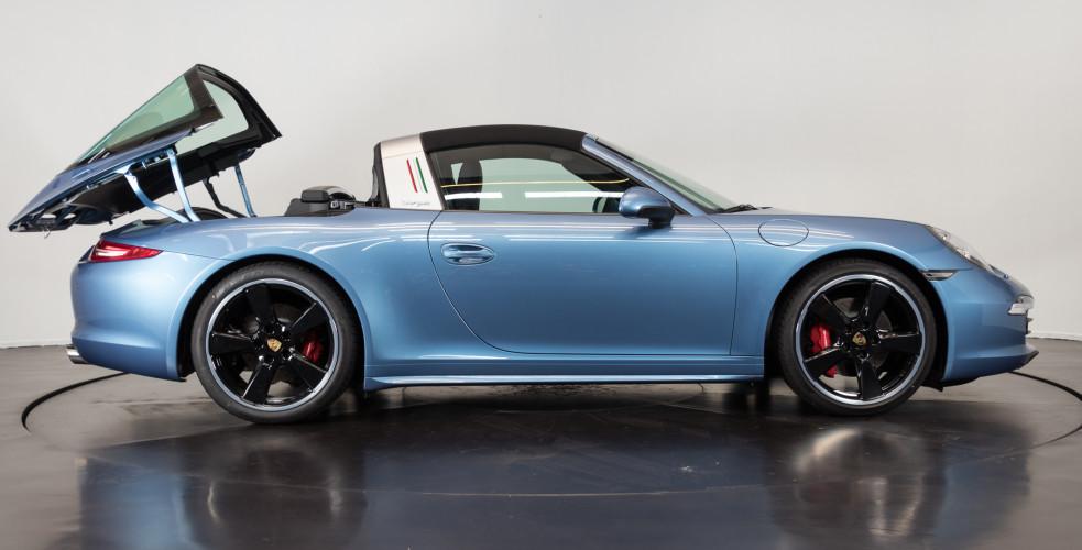 2016 Porsche 911 Targa 4S 30° Anniversario Porsche Italia 4
