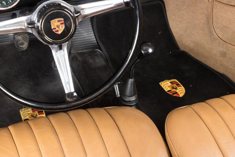 1960 Porsche 356 B (T5) Roadster 12