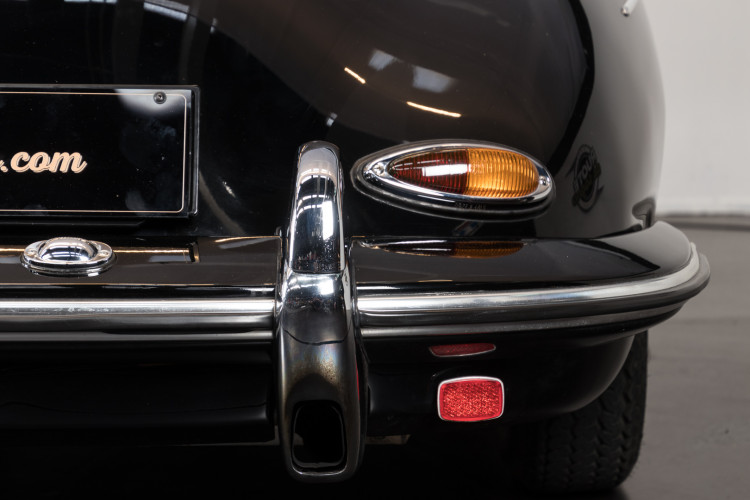 1960 Porsche 356 B (T5) Roadster 17