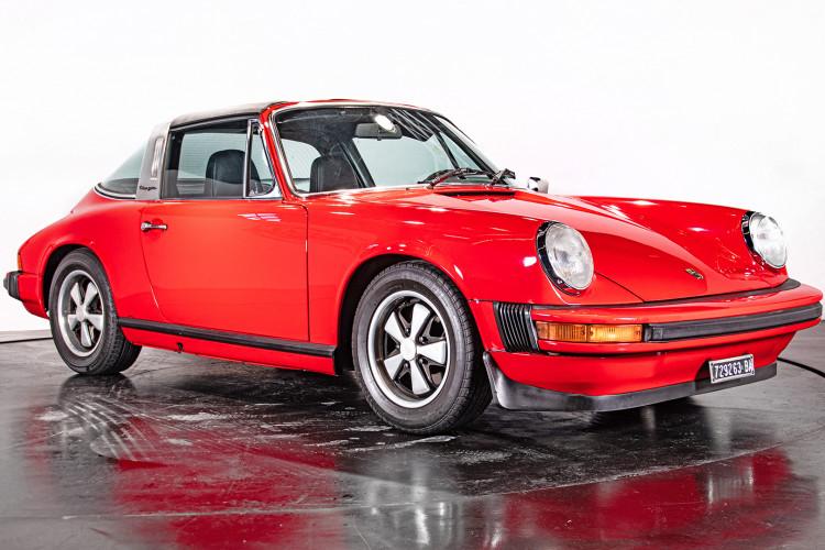 1974 Porsche 911 S 2.7 Targa 2