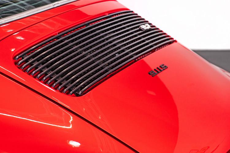 1974 Porsche 911 S 2.7 Targa 14