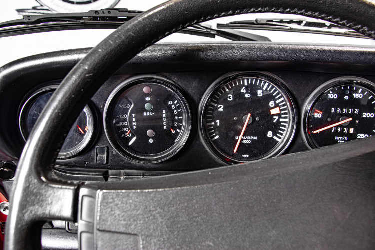 1974 Porsche 911 S 2.7 Targa 28