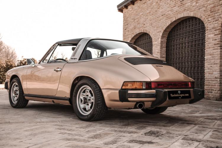 1974 Porsche 911 G 2.7 Targa 10