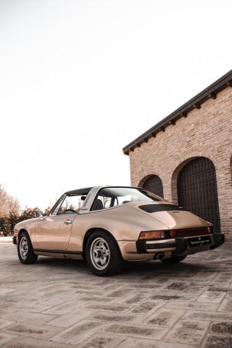 1974 Porsche 911 G 2.7 Targa 14