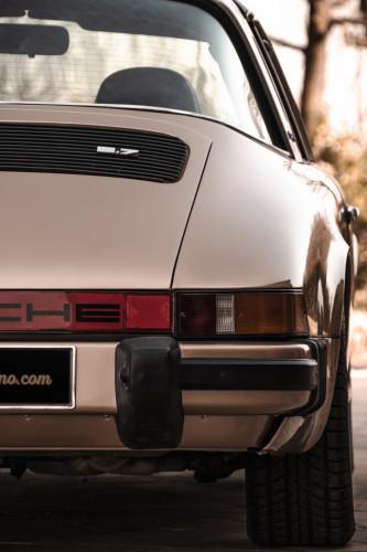 1974 Porsche 911 G 2.7 Targa 17