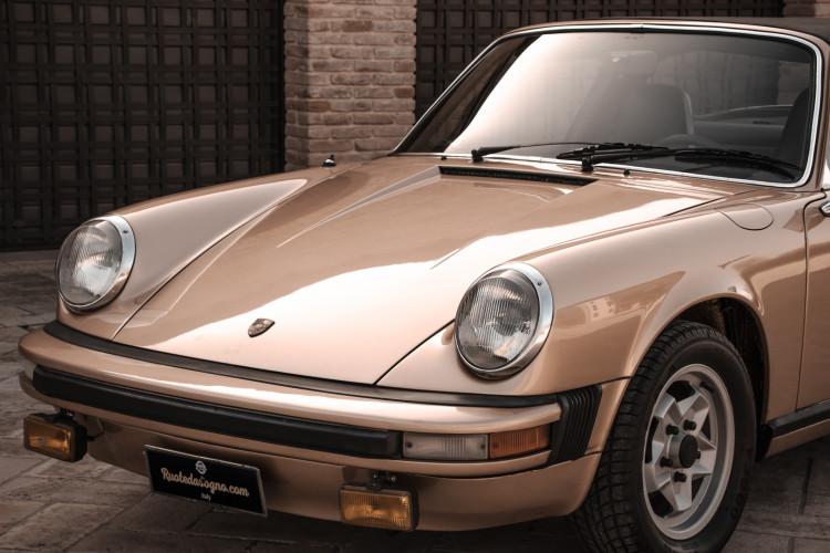 1974 Porsche 911 G 2.7 Targa 22