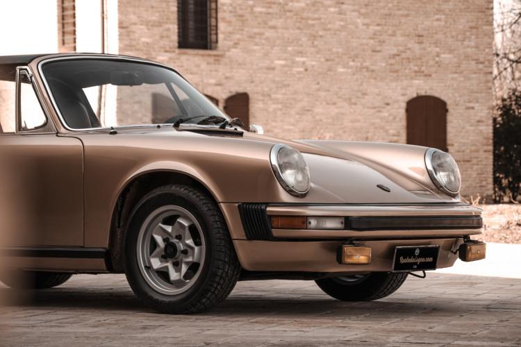 1974 Porsche 911 G 2.7 Targa 21