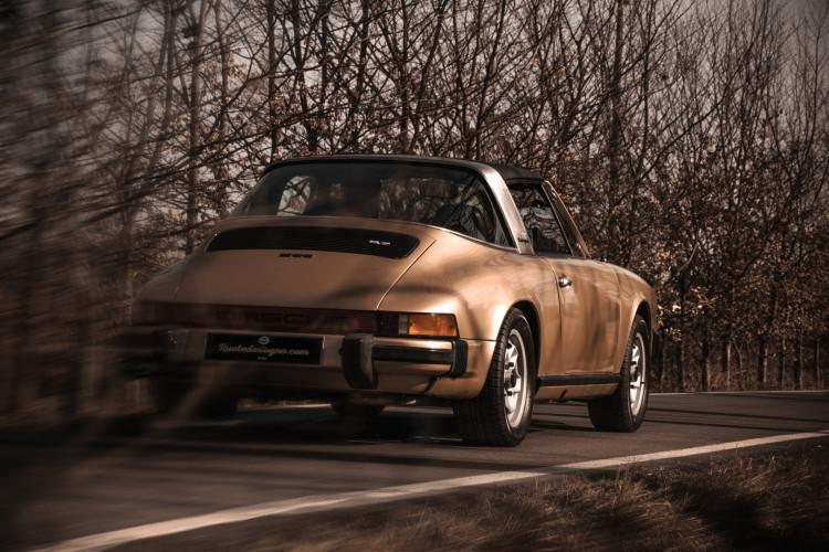 1974 Porsche 911 G 2.7 Targa 0