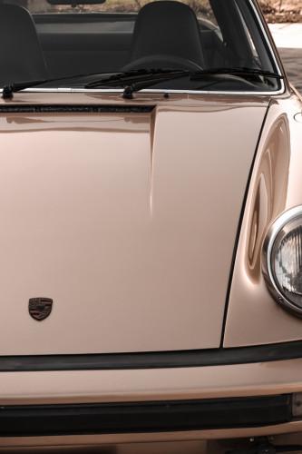 1974 Porsche 911 G 2.7 Targa 34