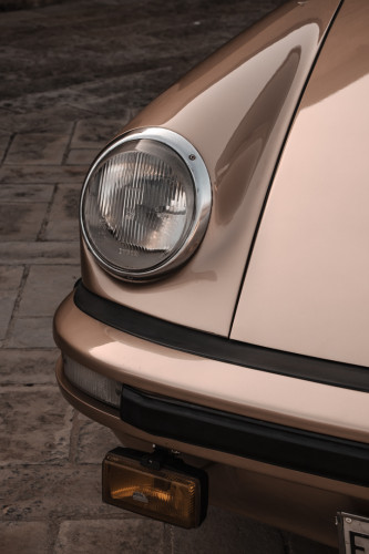 1974 Porsche 911 G 2.7 Targa 33