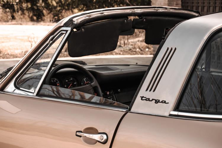 1974 Porsche 911 G 2.7 Targa 57