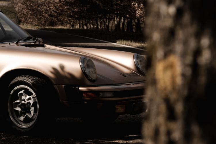 1974 Porsche 911 G 2.7 Targa 60