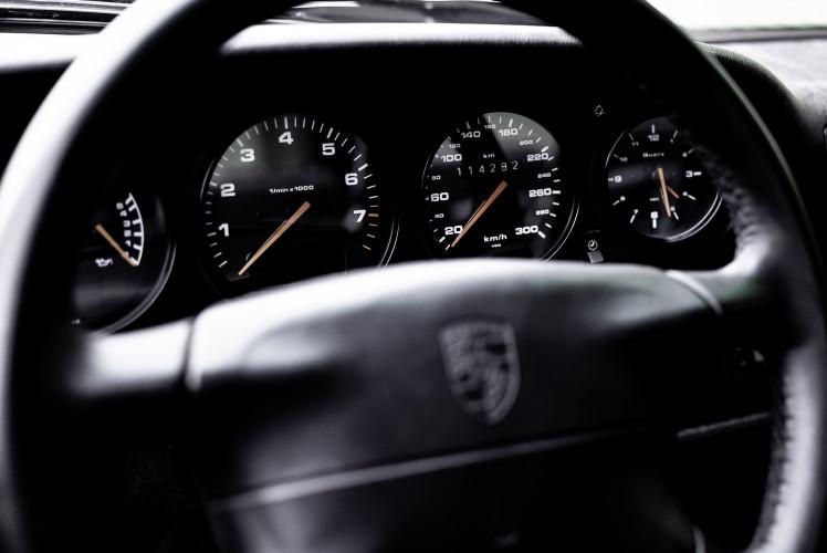 1996 Porsche 993 Carrera 7