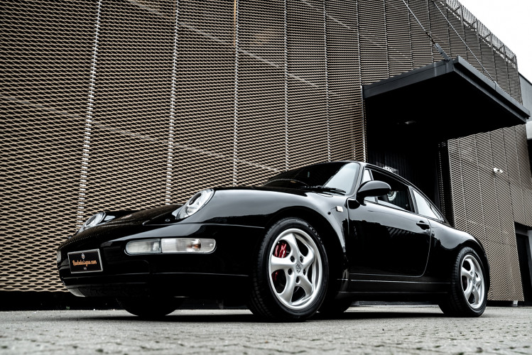 1996 Porsche 993 Carrera 0