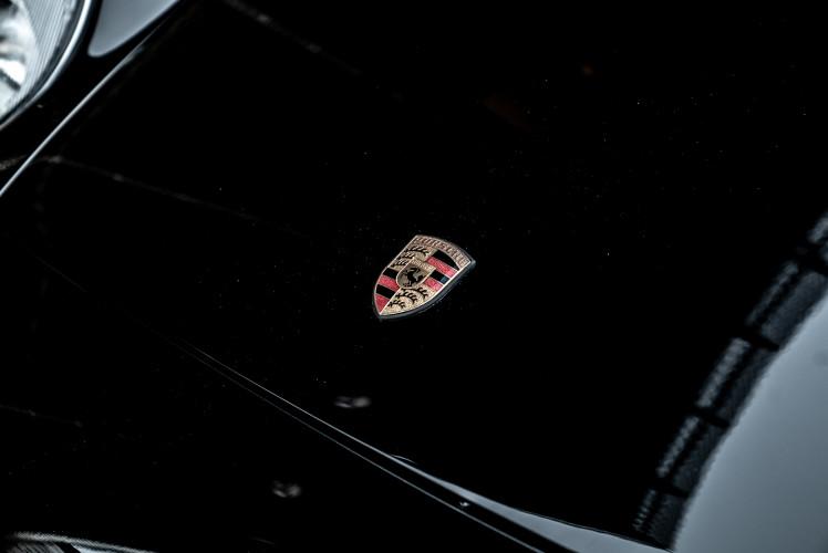 1996 Porsche 993 Carrera 16