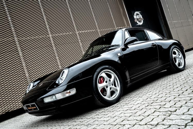 1996 Porsche 993 Carrera 2