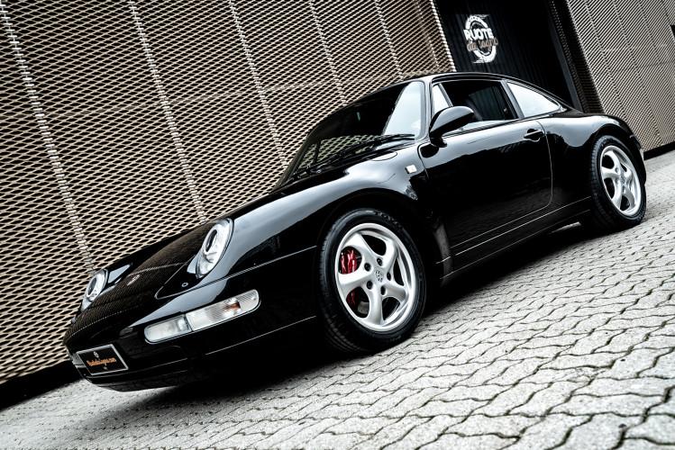 1996 Porsche 993 Carrera 1