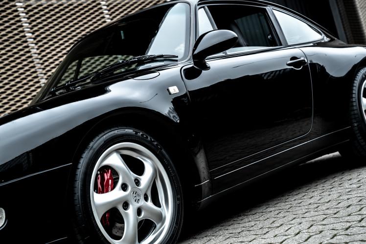 1996 Porsche 993 Carrera 13