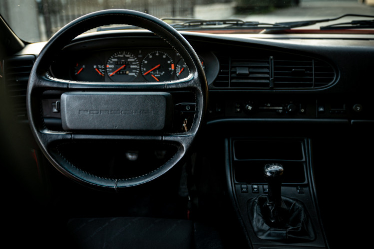 1988 Porsche 944 Turbo S Spec 29