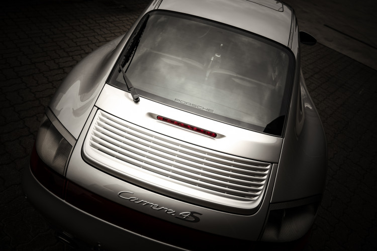 2002 Porsche 996 Carrera 4S Coupé 19