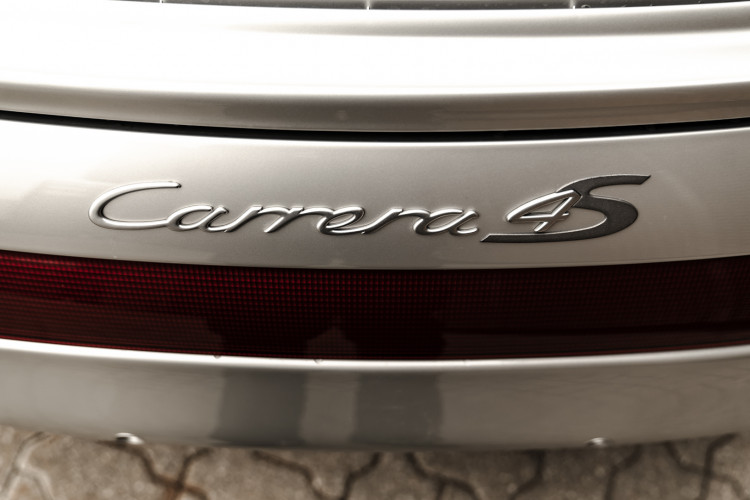 2002 Porsche 996 Carrera 4S Coupé 21