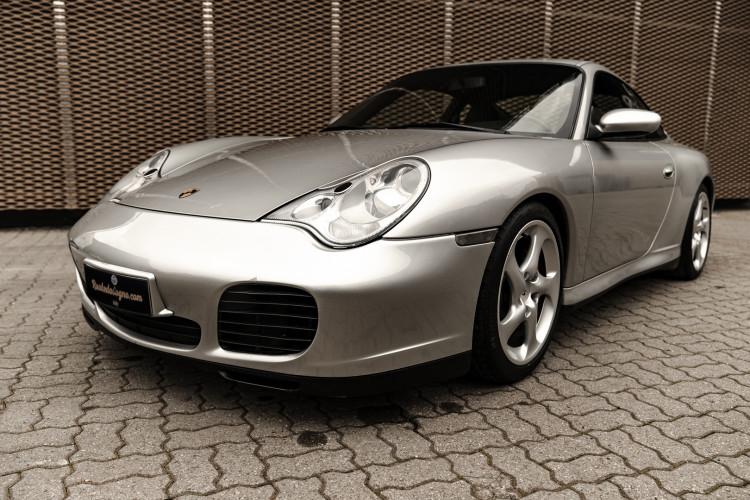 2002 Porsche 996 Carrera 4S Coupé 2