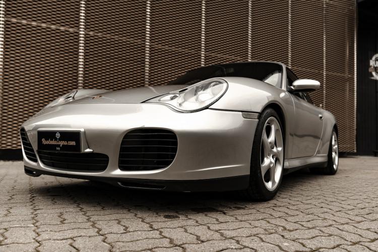 2002 Porsche 996 Carrera 4S Coupé 4