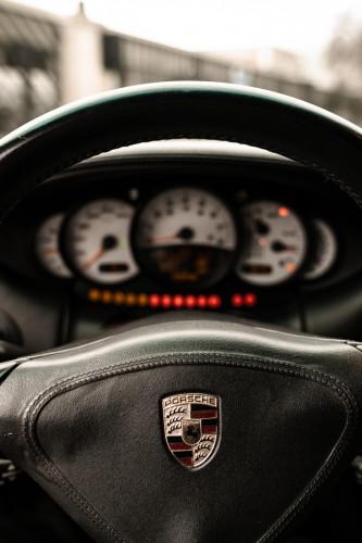 2002 Porsche 996 Carrera 4S Coupé 48