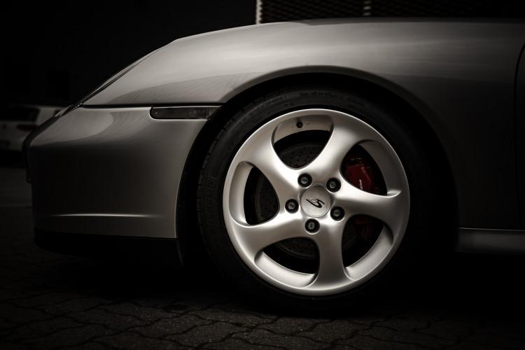 2002 Porsche 996 Carrera 4S Coupé 10