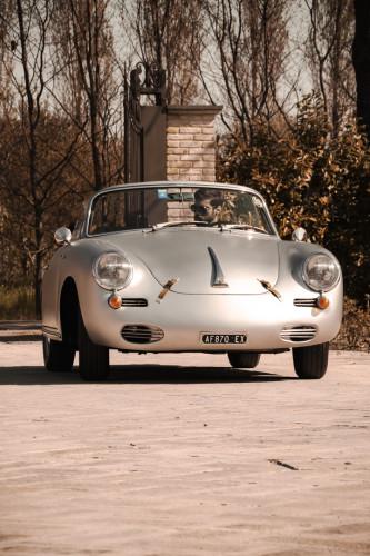 "1963 Porsche 356 C 1600 Cabrio ""Reutter"" 15"